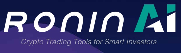 ronin ai crypto tool smart investing